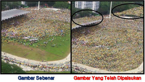 Penipuan Anwar Ibrahim 1Juta #KL112